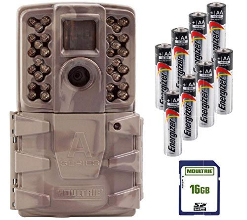Moultrie A-40 Pro Kit w/SD Card and Batteries MCG-13284