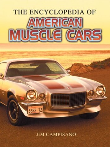 The Encyclopedia of Muscle Cars pdf