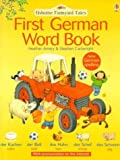 First German Word Book, H. Amery and S. Cartwright, 0794504779