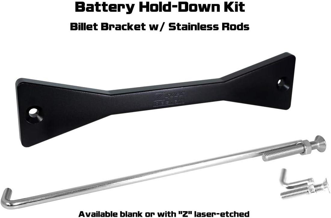 Battery Hold Down Kit Billet Aluminum