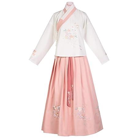 Sunferkyh-cl Hanfu Fairy Dress Hanfu Traje Tradicional Traje de ...