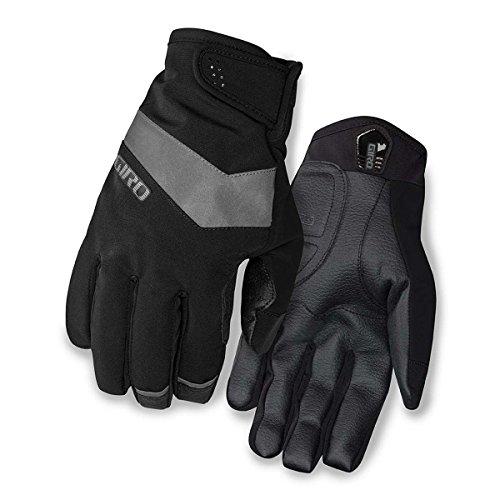 Giro GA09020 Mens Pivot Winter Gloves, Black - S