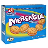 Gamesa Arcoiris Merengue Sandwich Cookies, 15.5-Ounce Boxes (Pack of 12)