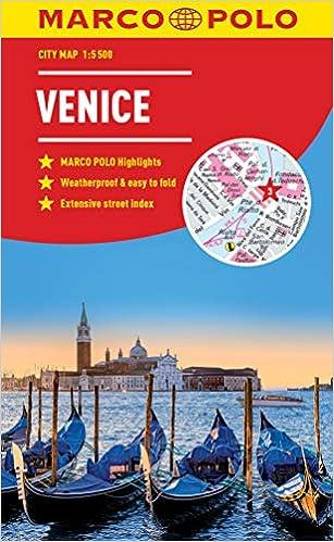 Venice Marco Polo City Map