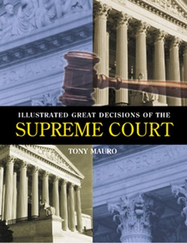 Download Illustrated Great Decisions of the Supreme Court PDF