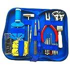 "EZTool Watch Repair Tool Kit, XL Jaxa Wrench Plus 41-Page Watchmakers ""Maintenance & Service"" Manual"