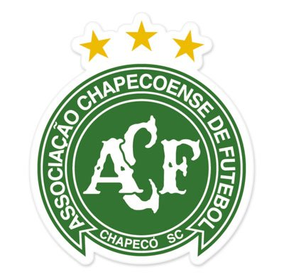 fan products of Associacao Chapecoense Futebol - SC - Brazil - Brasil Football Soccer Futbol - Car Sticker - 4