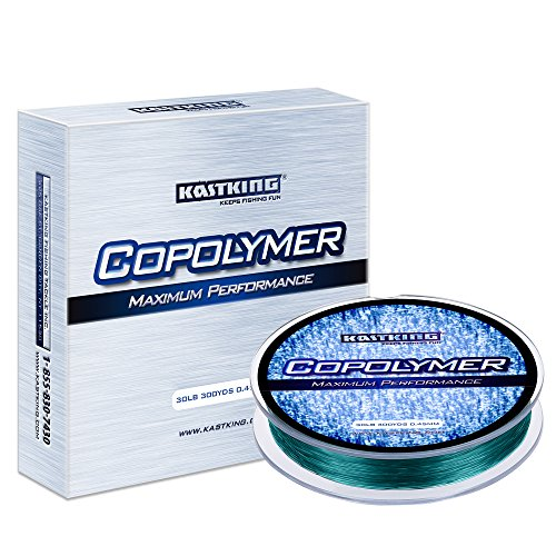 kastking worlds premier copolymer fishing line great