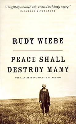 Peace Shall Destroy Many