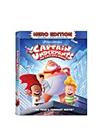 Captain Underpants: First Epic [Blu-ray] from Dreamworks Animated