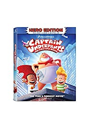 Captain Underpants: First Epic [Blu-ray]