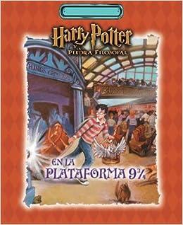 HARRY POTTER EN LA PLATAFORMA 9 3/4 **