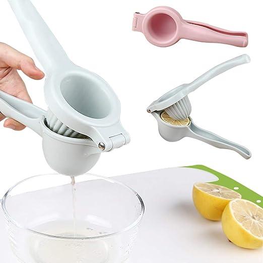 HotVindS - Exprimidor manual para limones y frutas de pomelo, 2 ...