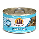 Best Wet  Foods - Weruva Mack and Jack Cat Food, 3 oz Review