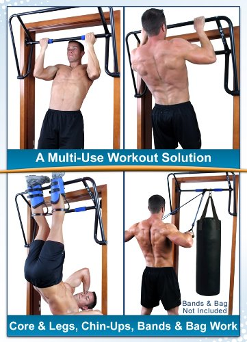 Teeter EZ Up Inversion and Chin Up Rack with Healthy Back DVD