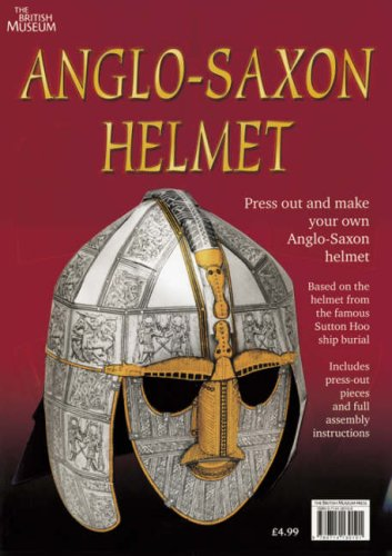 Anglo-Saxon Helmet (British Museum Make Your (Children's Anglo Saxon Costume)