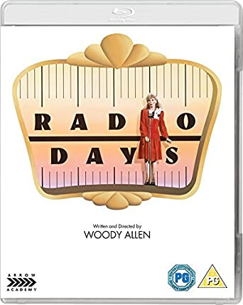 Image result for radio days blu-ray