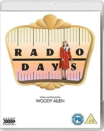 Image result for radio days blu-ray