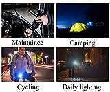 Supfire LED Flashlight - 1100 Lumen Rechargable