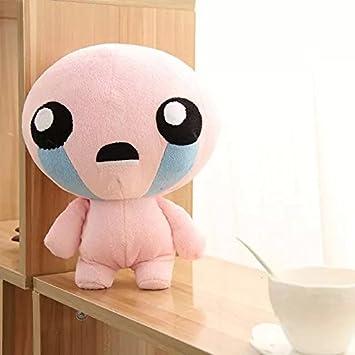 not The Binding of Rebirth Game Character, Isaac Plush Dolls Stuffed Toyss 30Cm: Amazon.es: Hogar