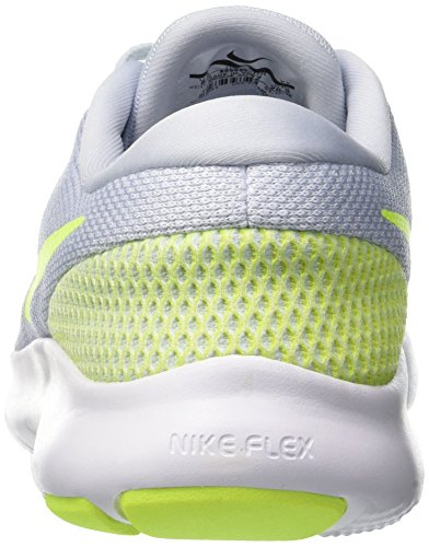Fitness Flex Chaussures Grey Experience de Football 7 Homme 009 Nike Multicolore RN Volt White F6qSCqY