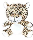 Leopard Stuffed Animal Prints Plush 12 Inch Teddy Bear