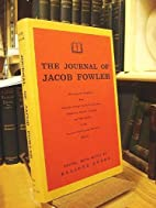 The Journal of Jacob Fowler: Narrating an…