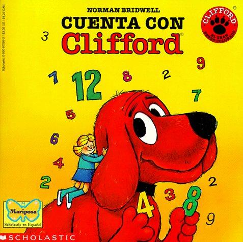 Cuenta con Clifford  (Spanish Edition)