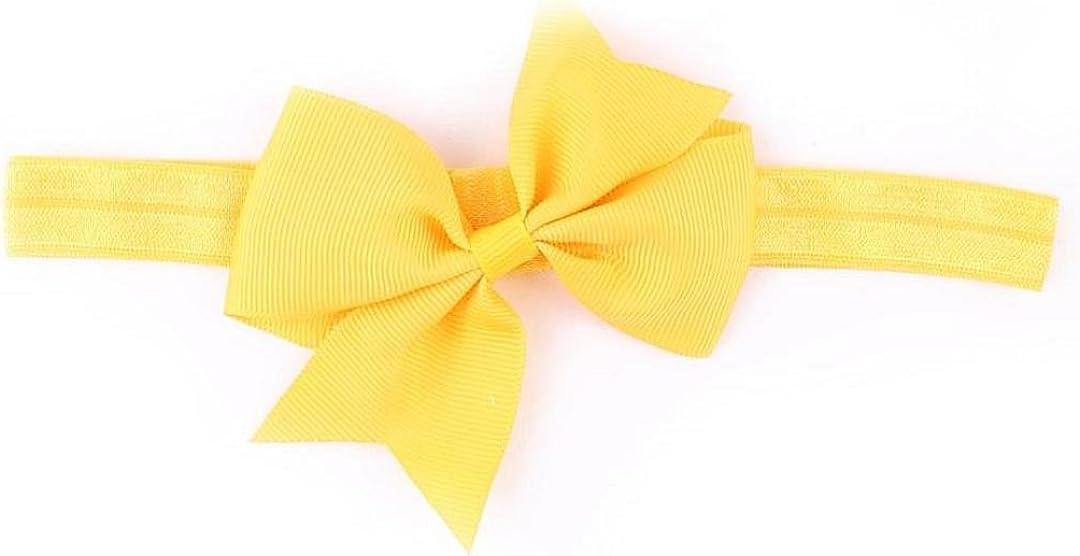 ZEZKT-Girl Baby Kind M/ädchen Prinzessin Kristalldiamant Stirnband Blumen Haar-Band S/ü/ßes Baby Headband Prinzessin Stretch Stirnb/änder Babygeschenke Taufe Geschenk