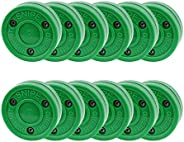 Green Biscuit Snipe Training Puck 12 Pack