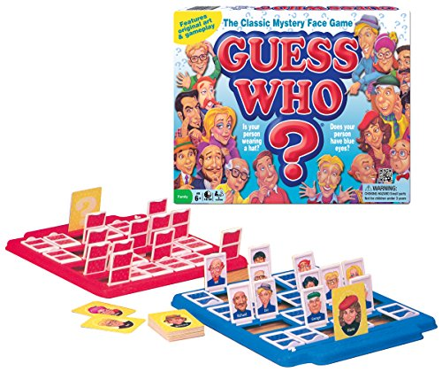 guess who game - 2