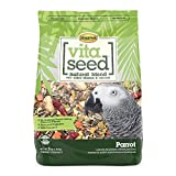 Higgins Vita Seed Natural Parrot Food 3 LB Bag. Fast Delivery by Just Jak's Pet Market
