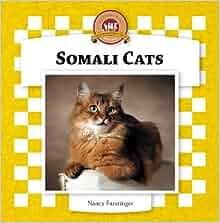 Amazon.com: Somali Cats (Checkerboard Animal Library: Cats
