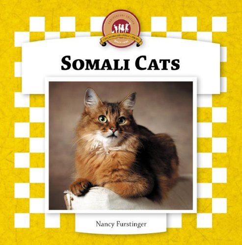Somali Cats (Checkerboard Animal Library: Cats)