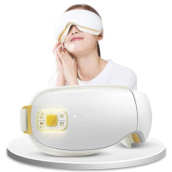 Inalámbrico Ojo Masajeador Aire Compresión Protección Ocular ...