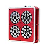 LED Grow light Apollo 4 for greenhouse indoor culture veg fruit seed 90% lighting effect full spectrum with 660nm 460nm 6000K et 730nm