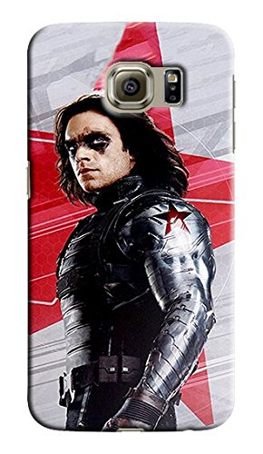 Winter Soldier for Samsung Galaxy S7 Hard Case Cover (win9)