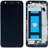 Tela Display Lcd Touch Frontal Lg K10 Power M320 M320tv Preto Primeira Linha