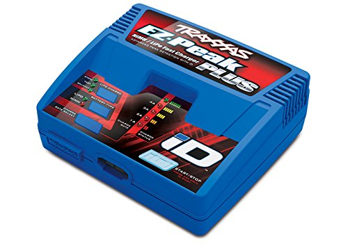 Traxxas 2970 EZ-Peak Plus 4-Amp NiMH/LiPo Fast Charger with iD