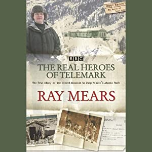 Real Heroes of Telemark Audiobook