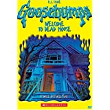 Goosebumps Welcome to Dead House