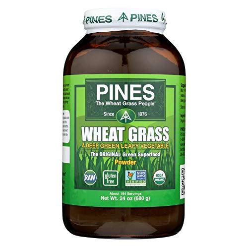 Pines International Wheat Grass Powder - 24 oz ()