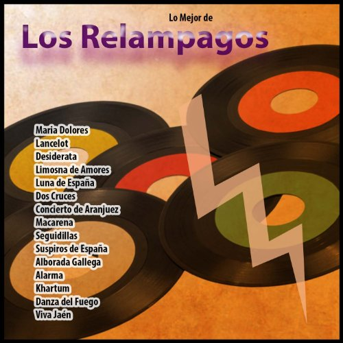 Lo Mejor De: Los Relampagos by Los Relampagos on Amazon ...