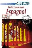 Image de Perfectionnement Espagnol (1 livre + coffret de 4 CD)