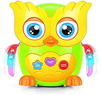 Newisland Doctor Owl Musical Toy