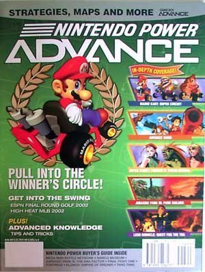 Nintendo Power Advance V. 2 pdf epub