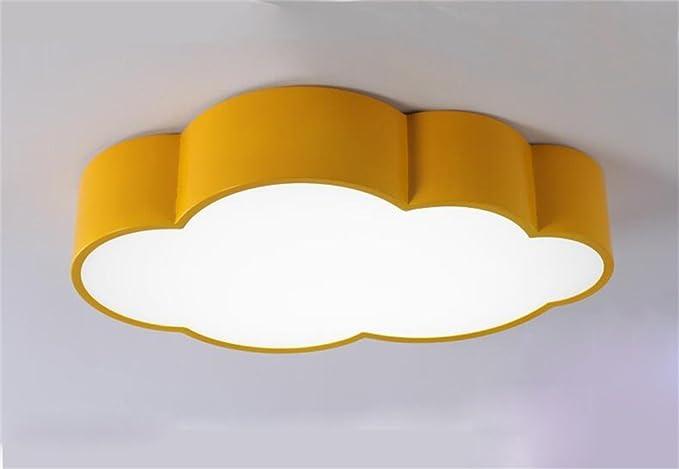 Plafoniere Per Camere Ragazzi : Fandbo creativo led nube plafoniera per ragazzi camera da letto