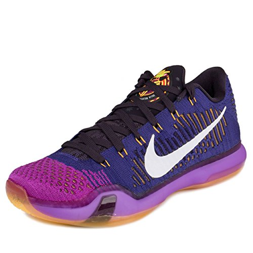nike KOBE X ELITE LOW mens basketball trainers 747212 sneakers shoes