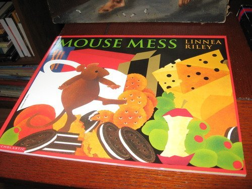 Mouse Mess by Riley, Linnea published by Scholastic Book Services (1998) [Paperback]