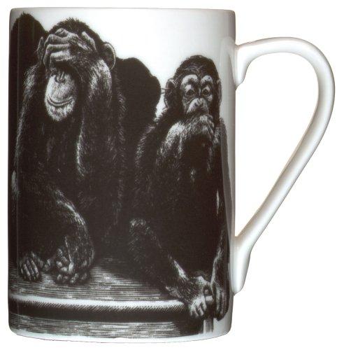 PTS America 222 Fifth Slice of Life No Evil 12-ounce Mug